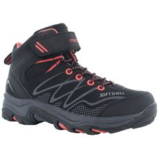 Kids' Blackout Waterproof Mid Boots