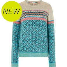 Women's Steffi Fair Isle Jumper