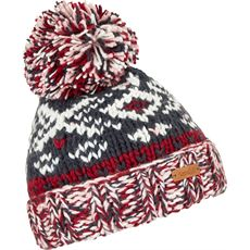 Women's Ellen Fair Isle Bobble Hat