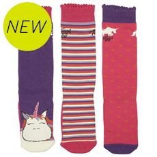 Children's Shalimar Socks (3 Pack)