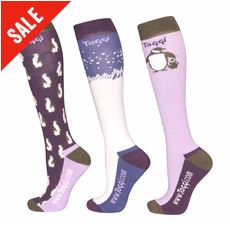 Women's Lansbury Socks (3 Pack)