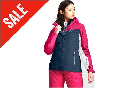 Dare2b Women s Prosperity Ski Jacket. Discount Card Price 02dfdc174