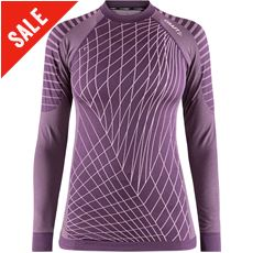 Women's Active Intensity CN LS Baselayer Top