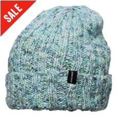 Women's Retro Roll Up Beanie