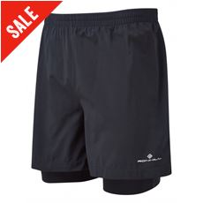 "Men's Stride Twin 5"" Running Short"