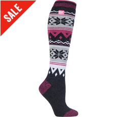 Women's Lite Jacquard Long Sock