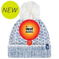 Ladies Heatweaver Lund Pom Pom Hat