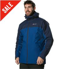 Men's Stormcloud Insulated Waterproof Jacket