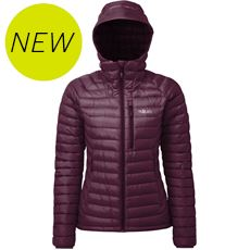 Women's Microlight Alpine Down Jacket