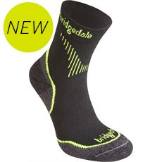 Men's Trail Sport Lightweight Qw-ik Merino Cool Comfort Socks