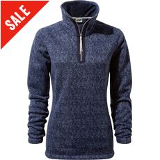 Braemar Half Zip Fleece