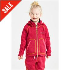 Kids' Strokken Hooded Fleece Jacket