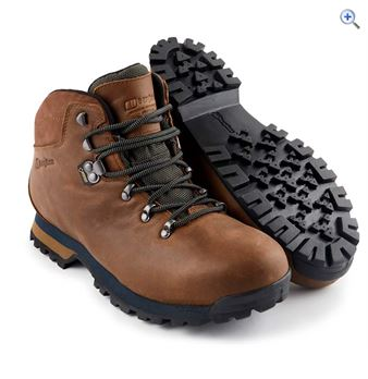 Berghaus Hillwalker II GTX Men's Walking Boots – Size: 11.5 – Colour: Chocolate Brown