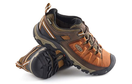 8dc18725621b KEEN Men s Targhee III Waterproof Hiking Shoes