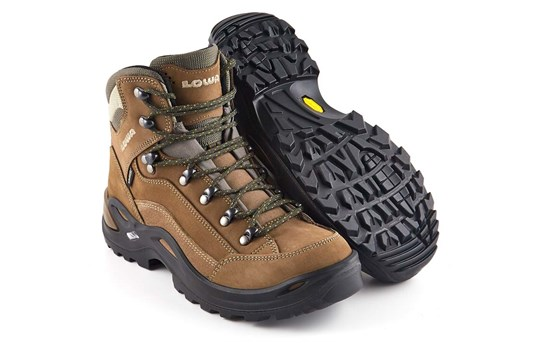 LOWA Women s Renegade GTX Mid Walking Boots  92072aa75