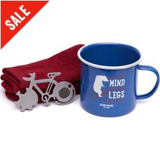 Mug, Socks and Cycle Set