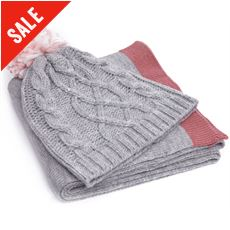 Handy Heroes Women s Knitted Hat and Scarf Set · Discount Card Price f04de822cc79