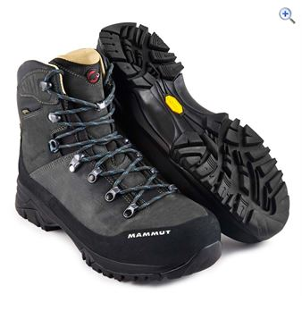 Mammut Trovat Guide High GTX Men's Hiking Boot – Size: 9 – Colour: Graphite
