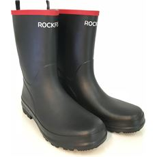 Women's ¾ Red Stripe Wellies