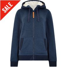 Women's Tova Full Zip Soft Knit Hoodie