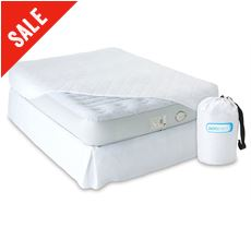 Deluxe Raised Double Airbed