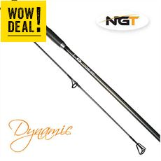 Dynamic Carp Rod 12ft 2pc 3lb