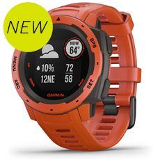 Instinct™ GPS Watch plus Tempe Temperature Sensor