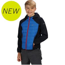Kids' Kielder IV Hybrid Insulated Jacket