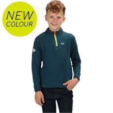 Kids' Loco Half Zip Fleece