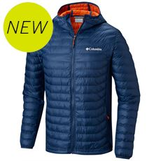 Men's Powder Pass™ Hooded Insulated Jacket
