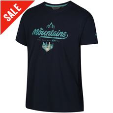 Men's Cline II Graphic Print T-Shirt