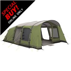 Cruiser 6AC Inflatable Family Tent
