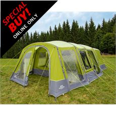 Verona Air 6-Person Inflatable Tent