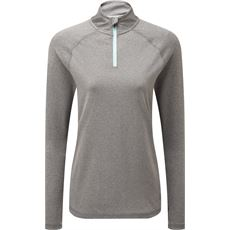 Ladies ¼ Zip Run Top