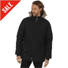 Men's Salton Waterproof Insulated Parka Jacket