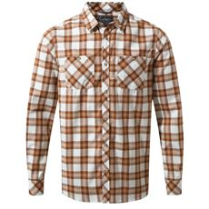 Men's Andreas Long-Sleeved Check Shirt