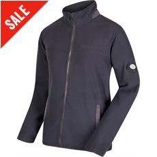 Men's Giffard Full Zip Honeycomb Fleece