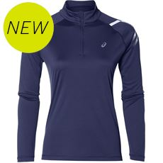Women's Icon LS ½ Zip Top