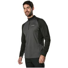 Men's Tech Tee Long Sleeve Zip 2.0