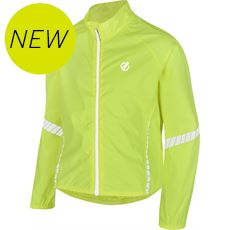 Kids' Cordial Waterproof Cycling Jacket