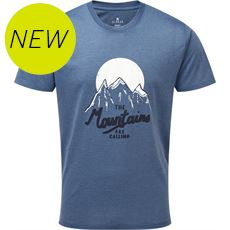 Men's Mountains Are Calling Tee