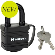 40mm Laminated Weatherproof Padlock