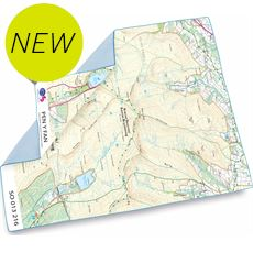 SoftFibre Ordnance Survey Travel Towel XL (Pen-Y-Fan)