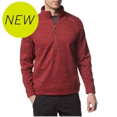 Men's Strata Half Zip Fleece