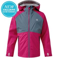 Kids' Overstep Waterproof Jacket
