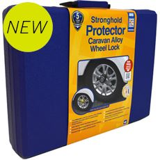 Protector Caravan Alloy Wheel Lock