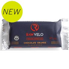 Chocolate Orange Organic Energy Bar 45g