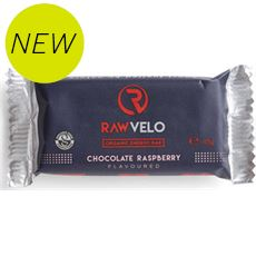 Chocolate Raspberry Organic Energy Bar 45g