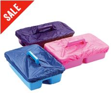Tack Tray Cover - Pink